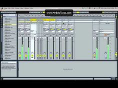 Mr. Bill - Ableton Tutorial 36: Parallel Compression