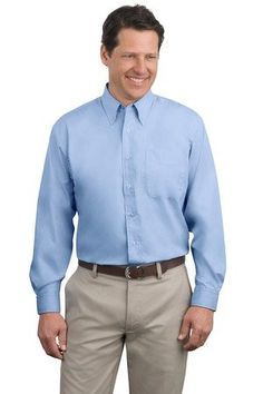 Port Authority Long Sleeve Easy Care Shirt (S608) Available in 27 Colors $19.75 - $38.83