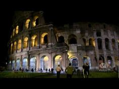 Tour the illuminated monuments of Rome at night! See the Imperial Forum, Colosseum, Victor Emmanuel Monument, Basilica of St Peter's and more.