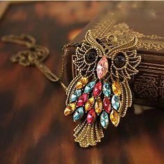 MISS U Angel'S Wings Love Choker Necklace  – USD $ 1.99