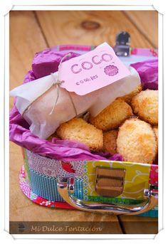 Mi dulce tentación: Coco Cookies