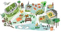 Various Maps - Bodil Jane