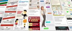 140 Infografias en castelllano clasificadas en categorías para aprender Marketing digital