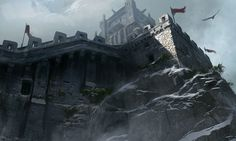 Masyaf Fortress from Assassin's Creed: Revelations