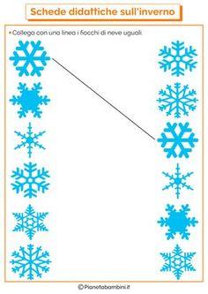 Winter Crafts For Kids, Winter Kids, Winter Art, Winter Theme, Preschool Worksheets, Kindergarten Activities, Educational Activities, Preschool Activities, Eid Crafts