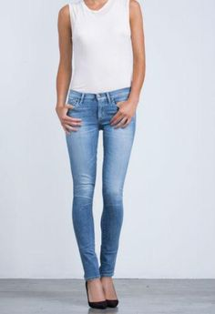 With a streamlined, contoured fit from hip to hem, you'll find your next favorite pair of women's skinny fit pants and denim from Citizens of Humanity. Skinny Fit, Skinny Jeans, Citizens Of Humanity, Denim Fashion, Distressed Jeans, Female, Stylish, Pants, Shopping