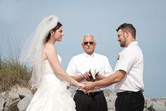Beach Wedding | Edisto Beach, South Carolina