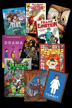 Choose Your Own Adventure: Graphic Novels for Kids and Teens - ParentMap