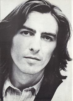 George Harrison (April 9, 1969 London Photo Session Photographer: Bruce McBroom)