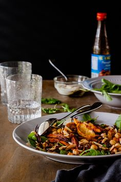 Roasted Moroccan Carrot Salad recipe | deliciouseveryday.com