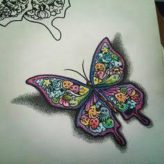 animorphia butterflies - Google Search