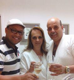 ♥ Comemoração de BODAS de PRATA no L'ESTILO Cabelo & Estética ♥ SP ♥  http://paulabarrozo.blogspot.com.br/2014/09/comemoracao-de-bodas-de-prata-no.html
