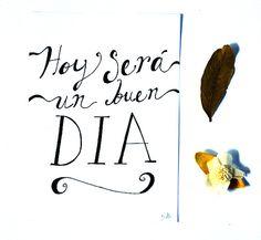 Un Buen Dia todos los dias una bendicion=)