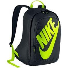Nike Hayward Futura 15-inch Laptop Backpack (Black) ( 55) ❤ liked c4725507eedf3
