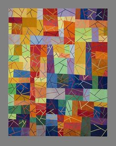 Sandy Palmer Ciolino is a renowned fiber artist based in Cincinnati, Ohio, specializing in contemporary quilting. Her work has been featured across the country. Learn more at www.sandrapalmerciolino.com