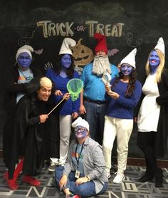#HappyHalloween from your #HatchPeeps! Hope everyone has a safe and fun time today!