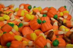 You might want to rethink that next handful of candy corn. Image by Mindmatrix