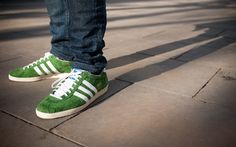 Adidas Gazzelle Green