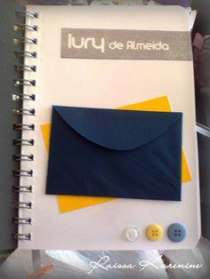 Caderno sem pauta - Iury (Primeira página)