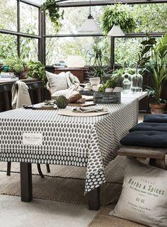 Nouveautés H&M Home 2016 : L'urban jungle 100% nature - Marie Claire Maison