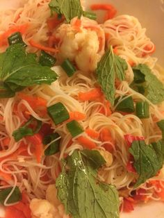Prawn and like noodles