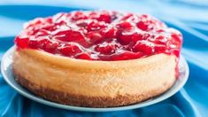 New York Cheesecake Recipe - Genius Kitchen