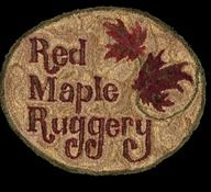 Red Maple Ruggery  a great shop for Canadians looking for rug hooking and punchneedle supplies. She is a teacher as well.