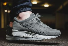 819dc9f749c86 ASICS GEL-Lyte V  Agave Green  (via Kicks-daily.com