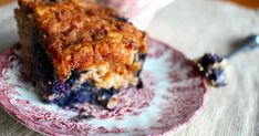 This blueberry coffee cake is moist and full of cinnamon flavor which is perfectly accompanied by juicy blueberries! It has a crumbly and...