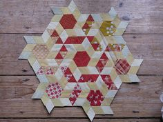 EPP Hexagon and diamond