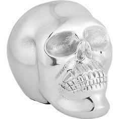 metalhead skull | CB2