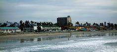 Pacific Beach - San Diego Pacific Beach San Diego, San Diego Beach, Surf, Water, Outdoor, Travel, Gripe Water, Outdoors, Surfing