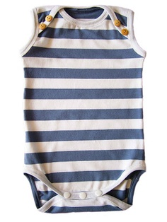 omi creates: baby boy onesie with binding tutorial. Great explanation of how to work with stretch fabric.