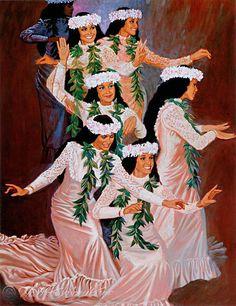 Art Contrarian: Herb Kane, Illustrator of Hawaiian History - Decor