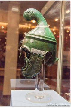 Thracian type helmet. The first half of the 4th c. BC.