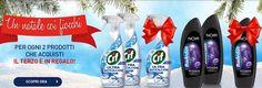 Speciale #Natale #CasaHenkel e #Unilever Shop: #promozioni natalizie