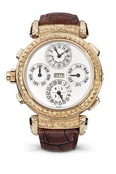 00b01794eba The Grandmaster Chime Ref 5175 - A tribute to Patek Philippe s 175th  Anniversary  watches