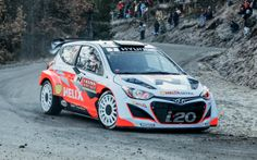 Thierry Neuville @ Monte Carlo Rally 2014