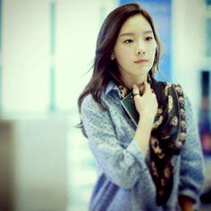 via | taeyeon_ismyhappiness instagram #taeyeon #taengoo #snsd #airportfashion