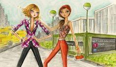 Bella Pilar-Ilustraciones