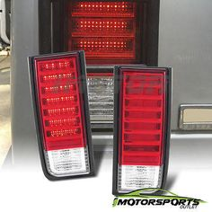 Hummer H2 tail lights - Google Search