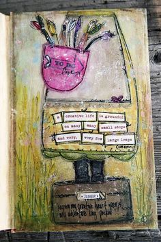 junelle jacobson | Yes and Amen Blog: art + journal by Junelle Jacobson