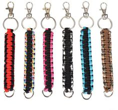 Paracord Keychain Case Pack 288