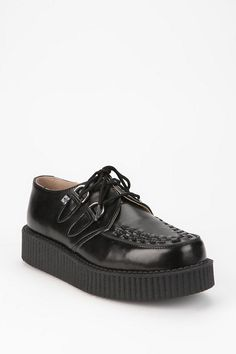 T.U.K. | Low Sole Leather Creeper  #UrbanOutfitters $70.00