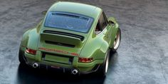 This Is Singer and Williams's Lightweight, 500-HP Wildly Reimagined Porsche 911