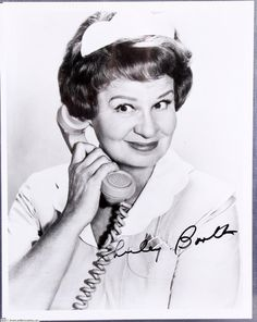 Shirley Booth as Hazel (Seasons 1-4 NBC, Season 5 CBS)