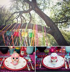 Bring Your Day Of The Dead Alive | Live Colorful