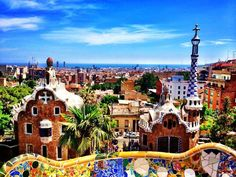 Barcelona, Spain... Part of my bucket list