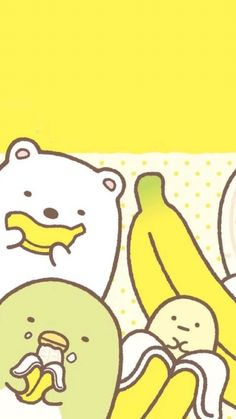 Banana sumikko gurashi