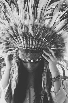 Native American - Diva style